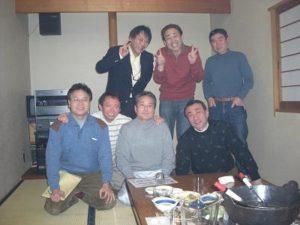 昭和52年電気科2組