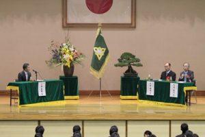 八工 創立80周年記念式典