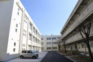八幡工業 校舎2