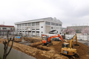 八幡工業 校舎23