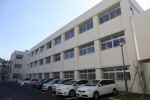 八幡工業 校舎5