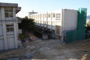 八幡工業 校舎70