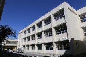 八幡工業 校舎8